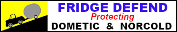 Fridge Defend protects Dometic & Norcold