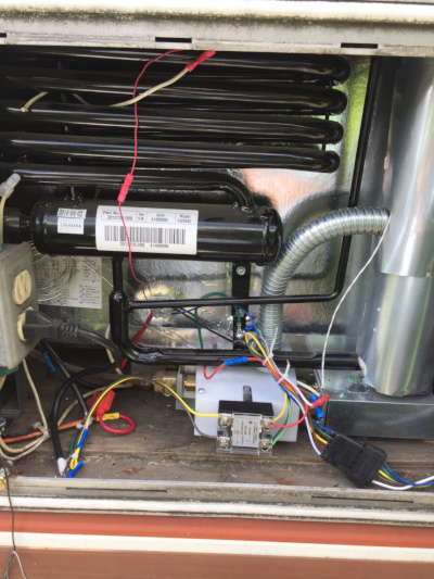 Dometic Shore Power Wiring