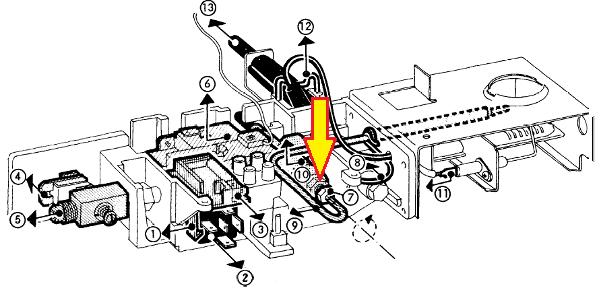 Dometic Manual Control 3  4  6  U0026 8 Cubic Foot