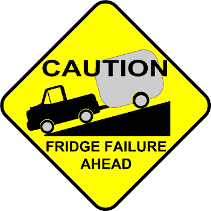 Fridge Failure Ahead