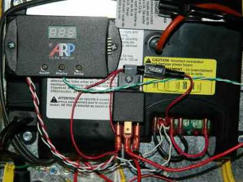 mechanical relay wiring norcold n410 n411 n412 service manual  norcold n410 n411 n412 service manual