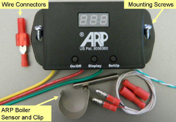 ARP RV Fridge v2.0 Protection