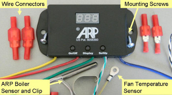ARP RV Fridge Fan Kit