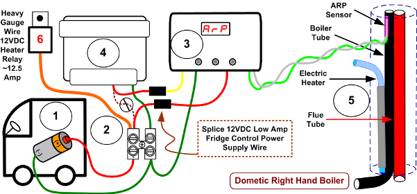 Wiring Diagrams Dometic Rm2354 Refrigerator Wiring Info