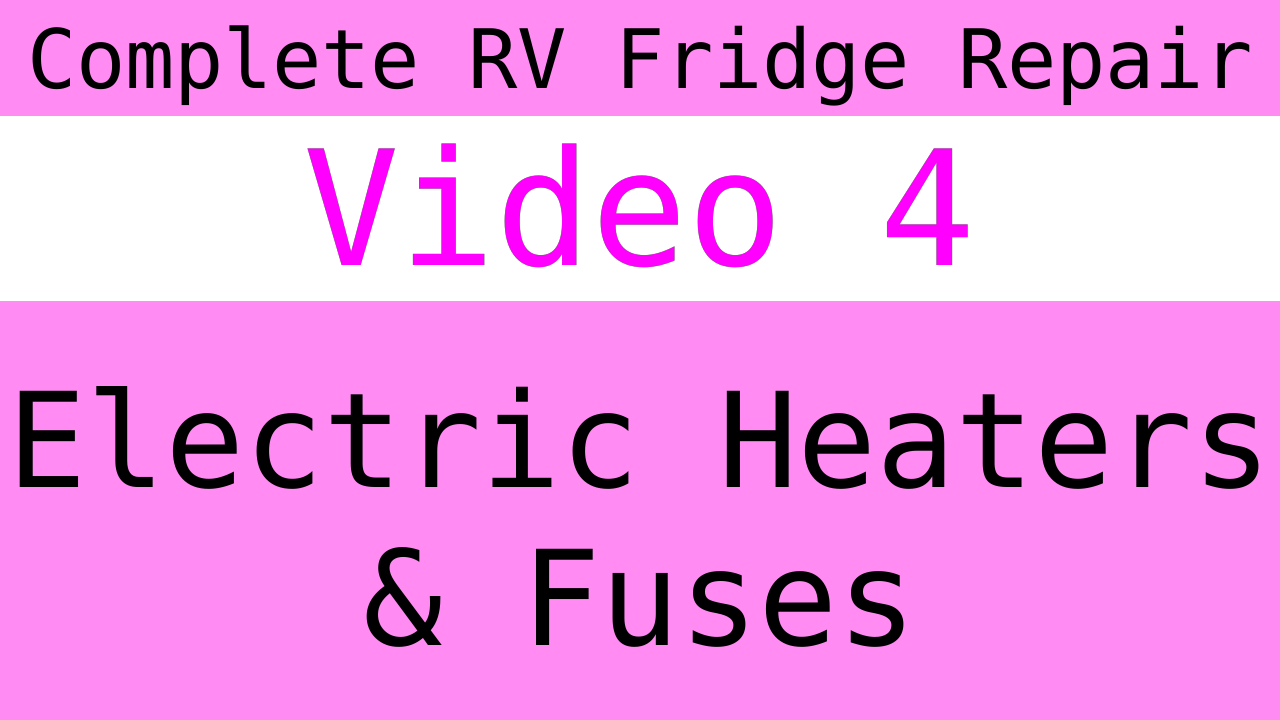Electric Heaters and Controller Fuses